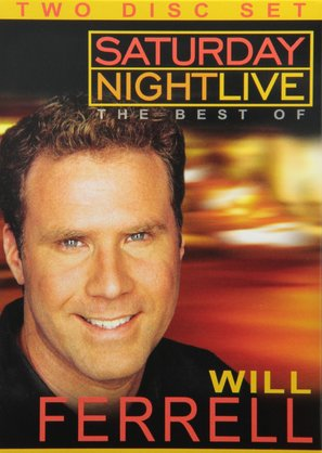 Saturday Night Live: The Best of Will Ferrell - DVD movie cover (thumbnail)