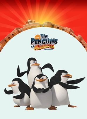 """The Penguins of Madagascar"" - Movie Poster (thumbnail)"