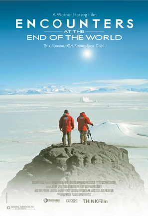 Encounters at the End of the World - Movie Poster (thumbnail)