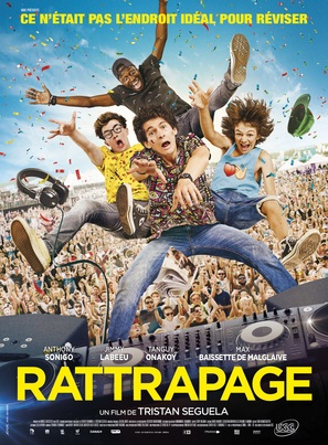 Rattrapage - French Movie Poster (thumbnail)