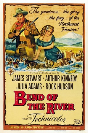Bend of the River - Movie Poster (thumbnail)
