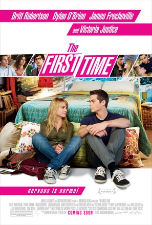 The First Time - Movie Poster (thumbnail)
