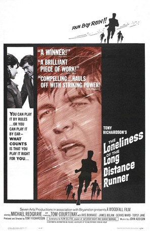 The Loneliness of the Long Distance Runner - Movie Poster (thumbnail)