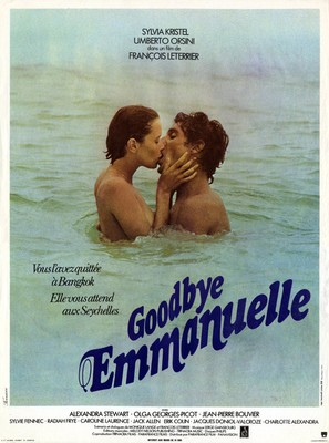 Good-bye, Emmanuelle - French Movie Poster (thumbnail)