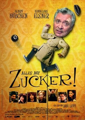 Alles auf Zucker! - German Movie Poster (thumbnail)