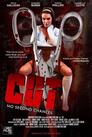 Cut - British Movie Poster (thumbnail)