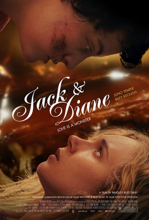 Jack and Diane - Movie Poster (thumbnail)