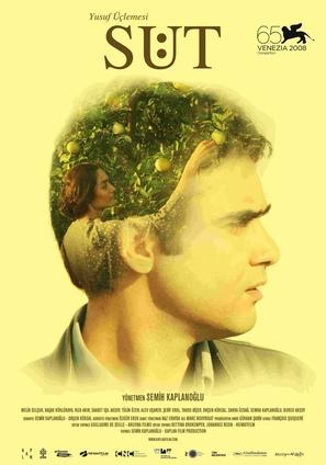 Süt - Turkish Movie Poster (thumbnail)