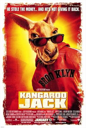 Kangaroo Jack - Advance movie poster (thumbnail)