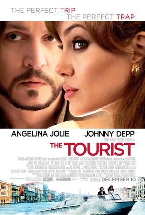The Tourist - Movie Poster (thumbnail)