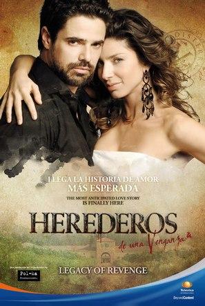 """Herederos de una venganza"" - Argentinian Movie Poster (thumbnail)"