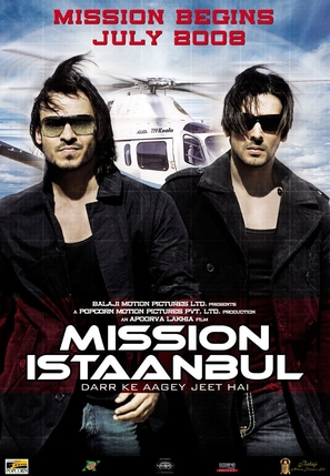 Mission Istanbul - Indian Movie Poster (thumbnail)