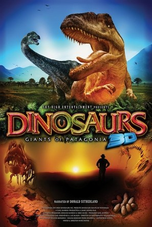 Dinosaurs: Giants of Patagonia - Movie Poster (thumbnail)