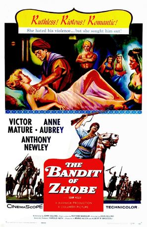 The Bandit of Zhobe - Movie Poster (thumbnail)