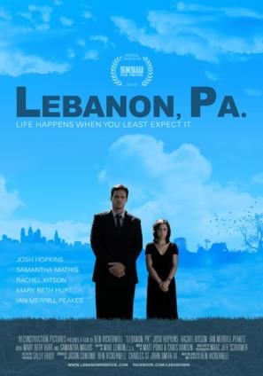 Lebanon, Pa. - Movie Poster (thumbnail)