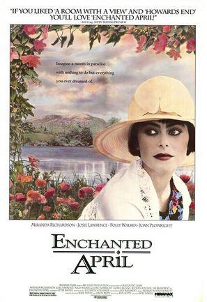 Enchanted April - Movie Poster (thumbnail)