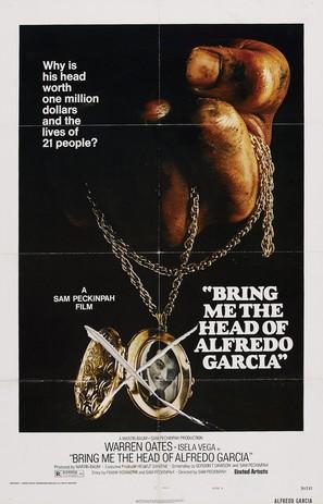 Bring Me the Head of Alfredo Garcia - Movie Poster (thumbnail)