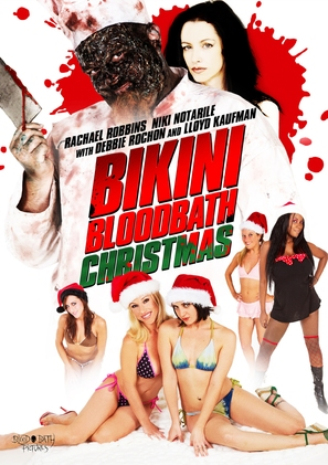 Bikini Bloodbath Christmas - DVD cover (thumbnail)
