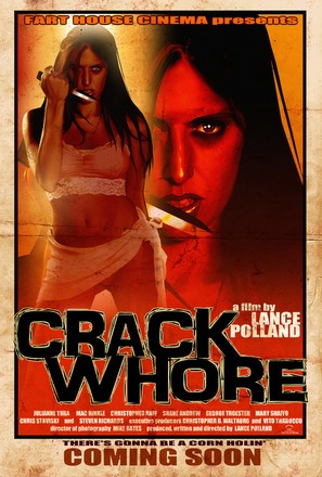 Crack Whore - Movie Poster (thumbnail)