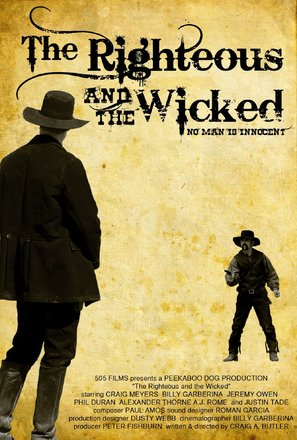 The Righteous and the Wicked - Movie Poster (thumbnail)