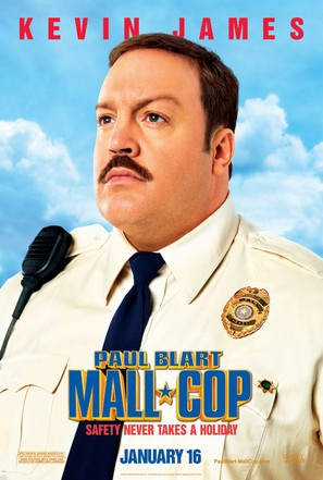 Paul Blart: Mall Cop - Movie Poster (thumbnail)