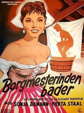 Das Bad auf der Tenne - Danish Movie Poster (thumbnail)