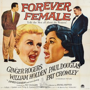Forever Female - Movie Poster (thumbnail)