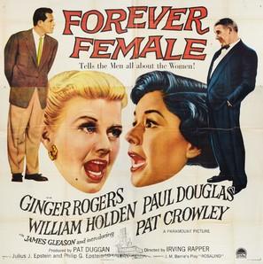 Forever Female - Movie Poster (thumbnail)