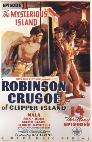 Robinson Crusoe of Clipper Island - Movie Poster (thumbnail)