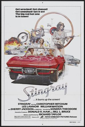 Stingray - Movie Poster (thumbnail)
