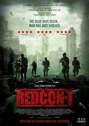 Redcon-1 - British Movie Poster (thumbnail)