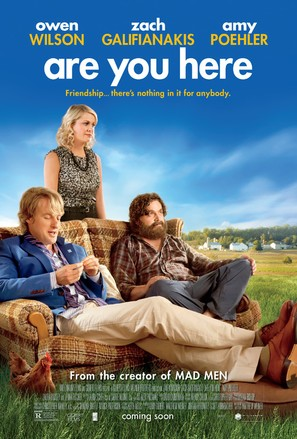 Are You Here - Movie Poster (thumbnail)