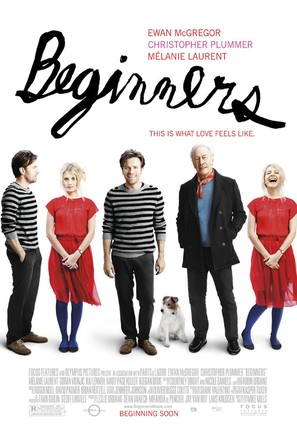 Beginners - Movie Poster (thumbnail)