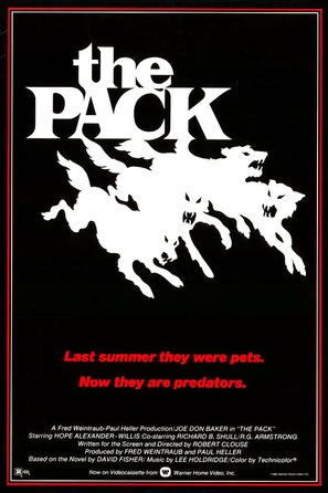 The Pack - Movie Poster (thumbnail)