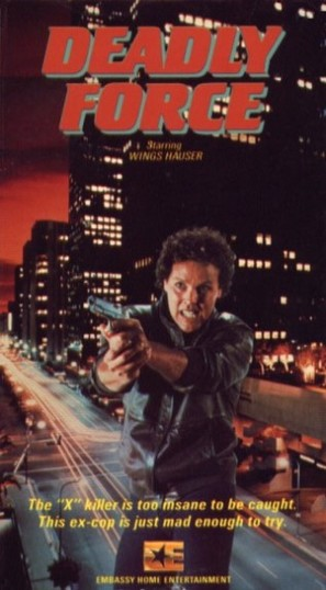 Deadly Force - Movie Cover (thumbnail)
