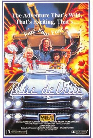 Blue de Ville - Movie Poster (thumbnail)