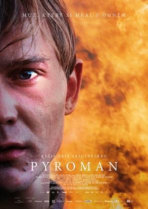 Pyromanen - Czech Movie Poster (thumbnail)