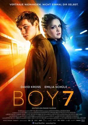 Boy7 - German Movie Poster (thumbnail)