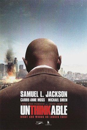 Unthinkable - Movie Poster (thumbnail)