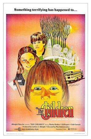 The Children - Movie Poster (thumbnail)