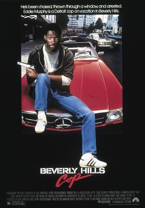 Beverly Hills Cop - Movie Poster (thumbnail)