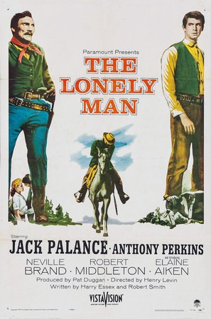 The Lonely Man - Movie Poster (thumbnail)