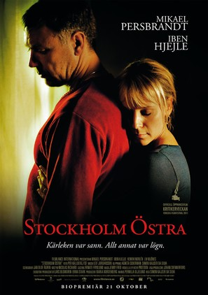 Stockholm Östra - Swedish Movie Poster (thumbnail)