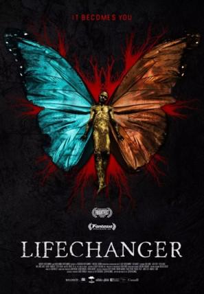 Lifechanger - Canadian Movie Poster (thumbnail)