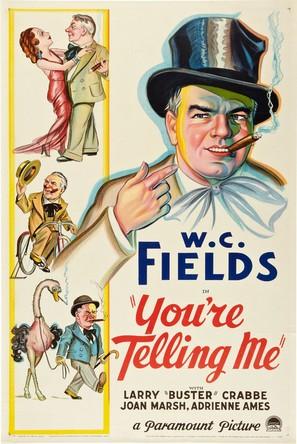 You're Telling Me! - Movie Poster (thumbnail)