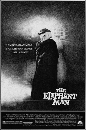 The Elephant Man - Movie Poster (thumbnail)