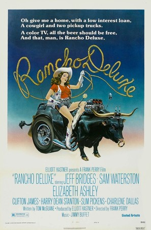 Rancho Deluxe - Movie Poster (thumbnail)