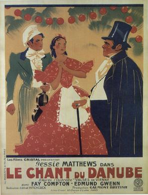 Waltzes from Vienna - French Movie Poster (thumbnail)
