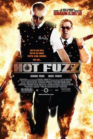 Hot Fuzz - poster (thumbnail)