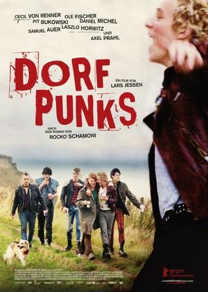 Dorfpunks - German Movie Poster (thumbnail)